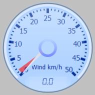 Wind Gauge
